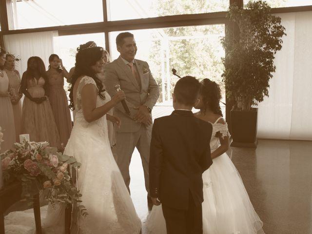 La boda de Galo y Yadira en Premia De Dalt, Barcelona 21