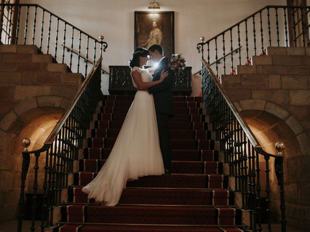 La boda de Miguel y Lucía en Oviedo, Asturias 33