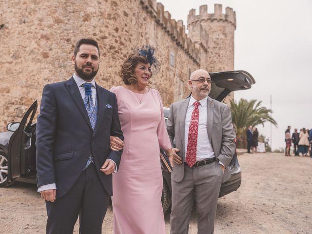 La boda de Rebeca y David en Cáceres, Cáceres 10