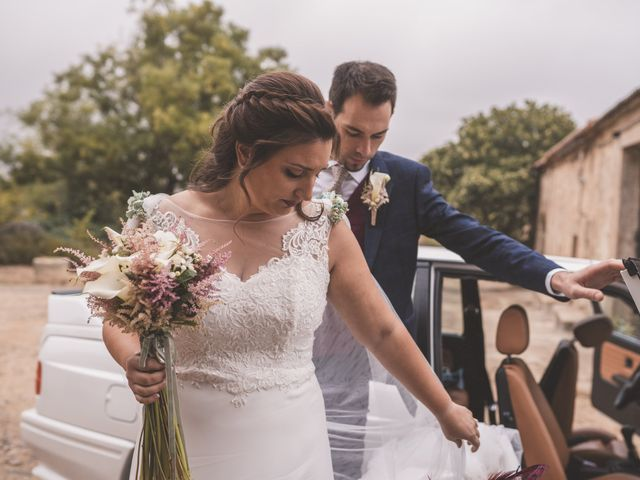 La boda de Rebeca y David en Cáceres, Cáceres 15