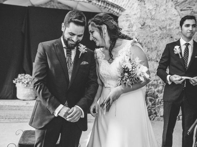 La boda de Rebeca y David en Cáceres, Cáceres 19