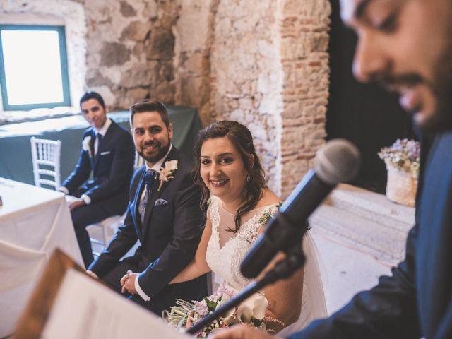 La boda de Rebeca y David en Cáceres, Cáceres 22
