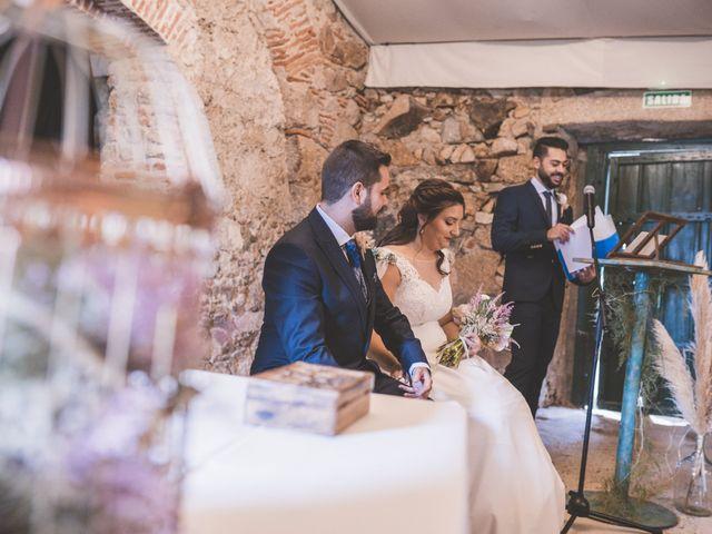 La boda de Rebeca y David en Cáceres, Cáceres 24