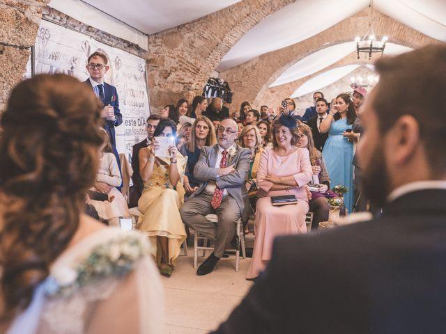 La boda de Rebeca y David en Cáceres, Cáceres 26