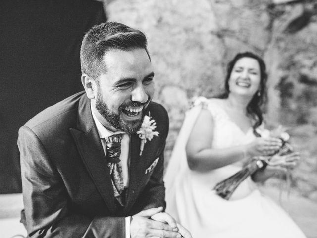 La boda de Rebeca y David en Cáceres, Cáceres 1