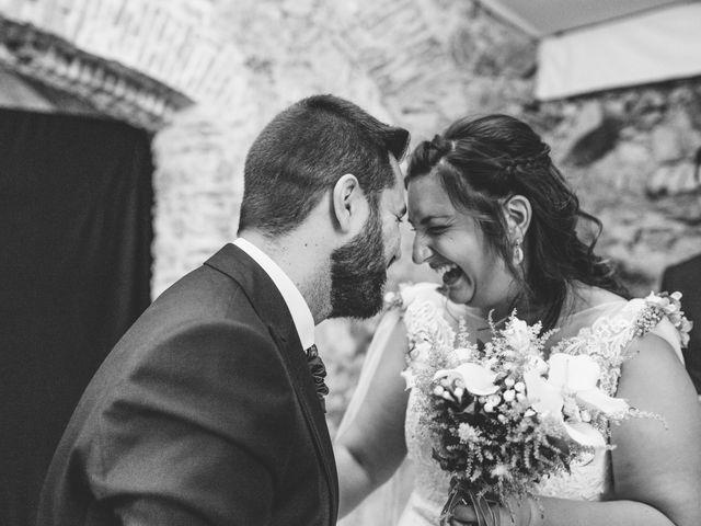 La boda de Rebeca y David en Cáceres, Cáceres 31