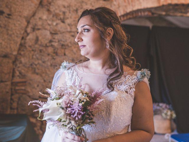 La boda de Rebeca y David en Cáceres, Cáceres 32
