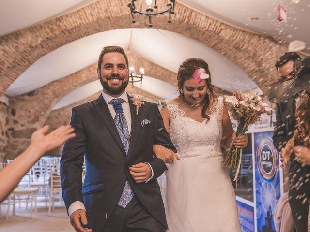 La boda de Rebeca y David en Cáceres, Cáceres 33