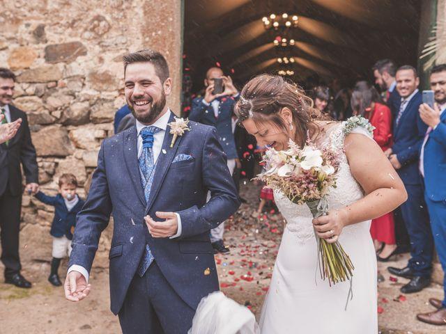 La boda de Rebeca y David en Cáceres, Cáceres 34