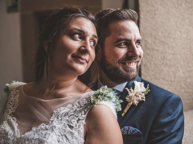 La boda de Rebeca y David en Cáceres, Cáceres 37