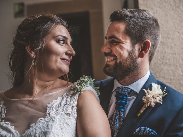 La boda de Rebeca y David en Cáceres, Cáceres 38