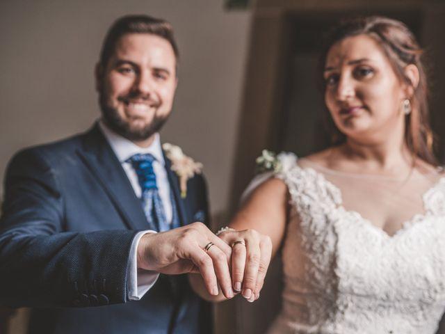 La boda de Rebeca y David en Cáceres, Cáceres 40