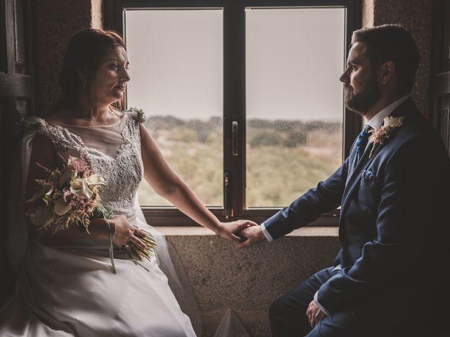 La boda de Rebeca y David en Cáceres, Cáceres 42
