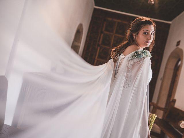 La boda de Rebeca y David en Cáceres, Cáceres 44