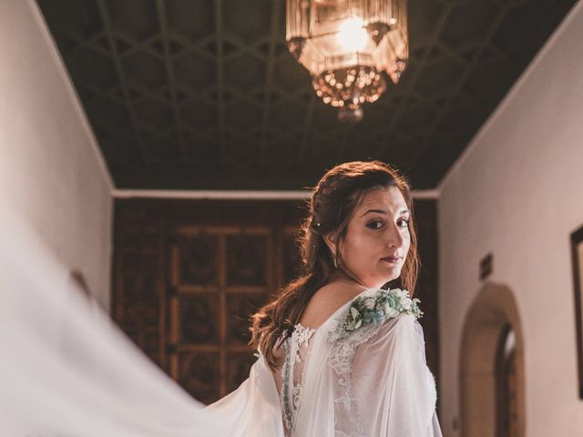 La boda de Rebeca y David en Cáceres, Cáceres 45