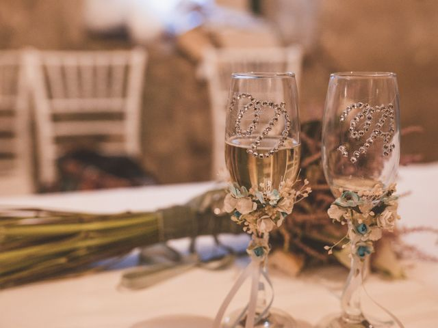 La boda de Rebeca y David en Cáceres, Cáceres 49