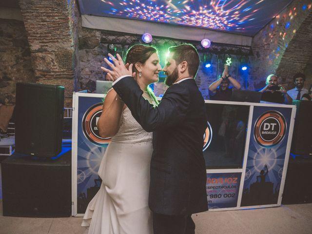 La boda de Rebeca y David en Cáceres, Cáceres 50