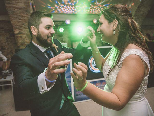 La boda de Rebeca y David en Cáceres, Cáceres 51