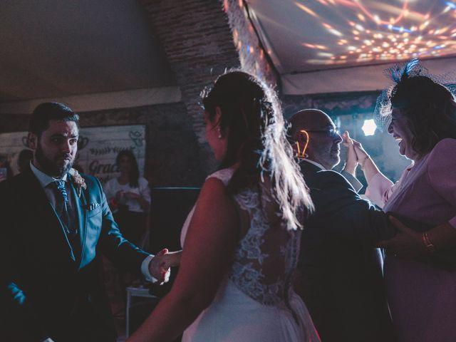 La boda de Rebeca y David en Cáceres, Cáceres 53