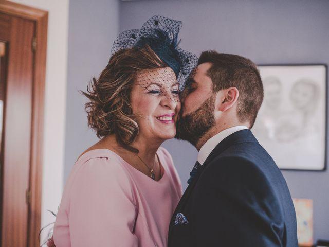 La boda de Rebeca y David en Cáceres, Cáceres 57