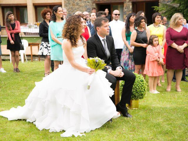 La boda de Xema y Patricia en Andorra, Teruel 16
