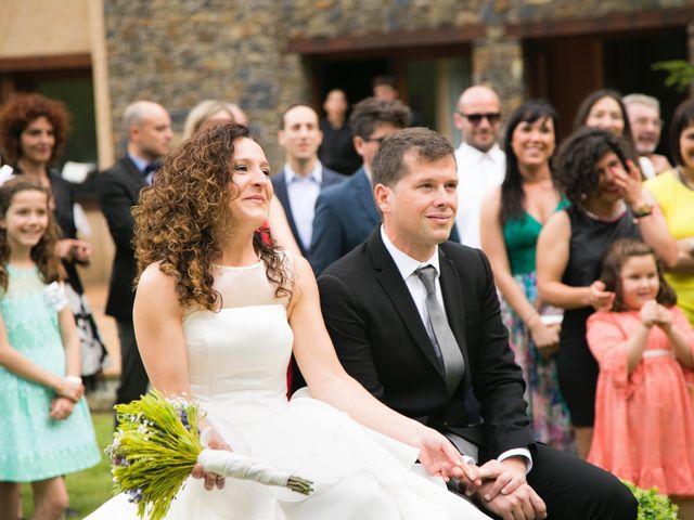 La boda de Xema y Patricia en Andorra, Teruel 18