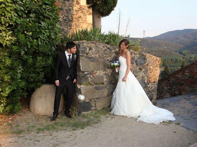 La boda de Desirée y Jaume