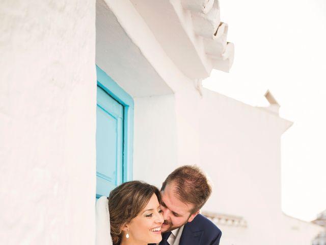 La boda de Matías y María en Alcala La Real, Jaén 1