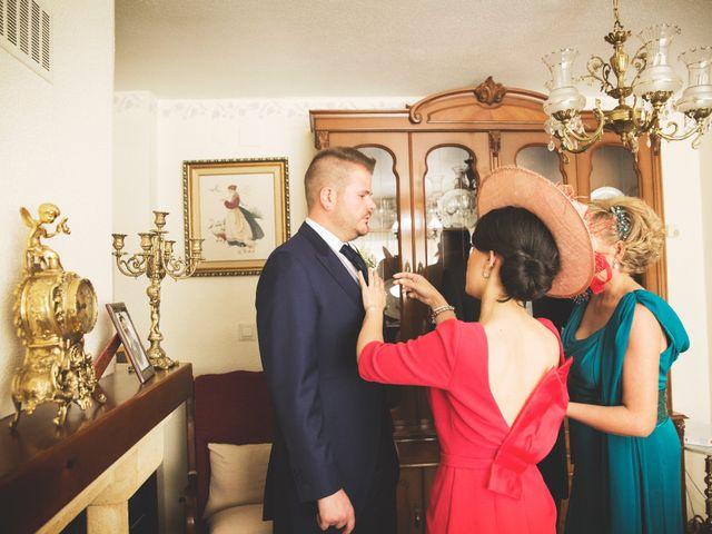 La boda de Matías y María en Alcala La Real, Jaén 22