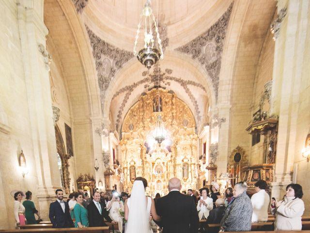 La boda de Matías y María en Alcala La Real, Jaén 31