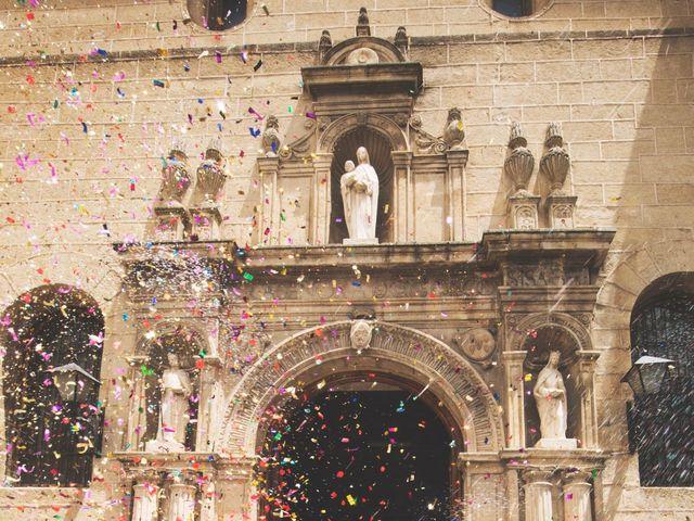La boda de Matías y María en Alcala La Real, Jaén 33
