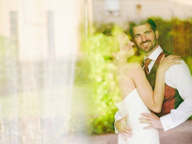 La boda de Mónica y Xavier