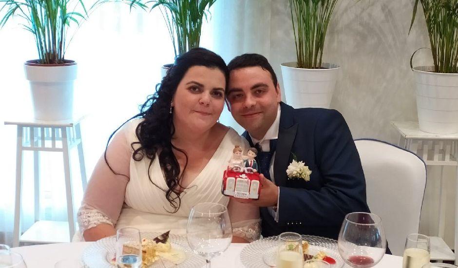 La boda de Javier y Maria en Mogro, Cantabria