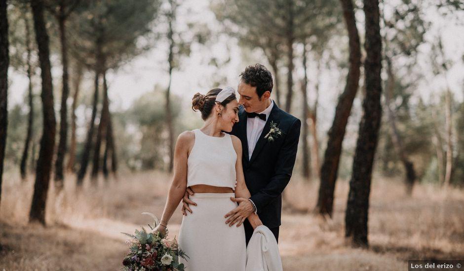 La boda de Marco y Patty en Madrid, Madrid