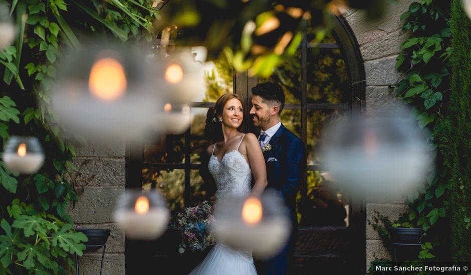 La boda de Marc y Sandra en Sentmenat, Barcelona
