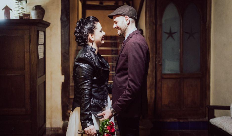 La boda de Asier y Garazi en Vitoria-gasteiz, Álava
