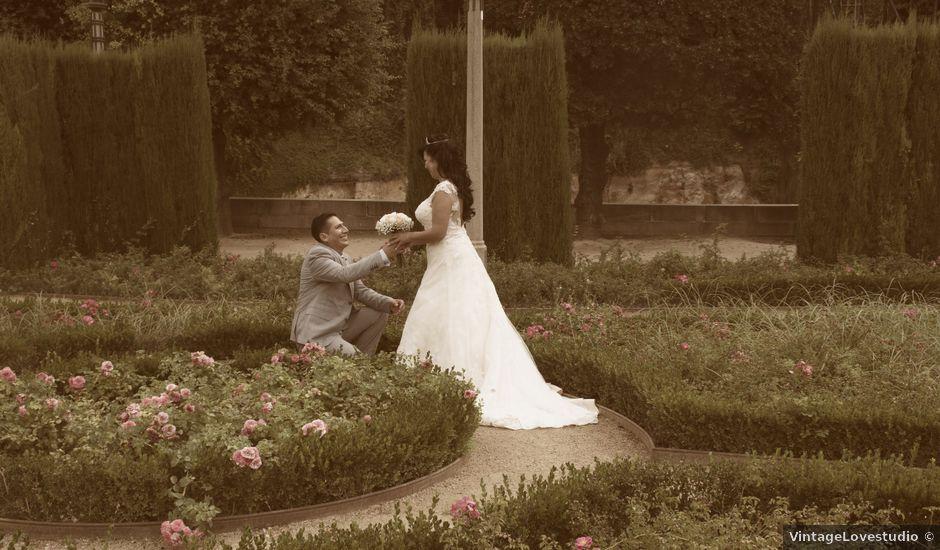 La boda de Galo y Yadira en Premia De Dalt, Barcelona