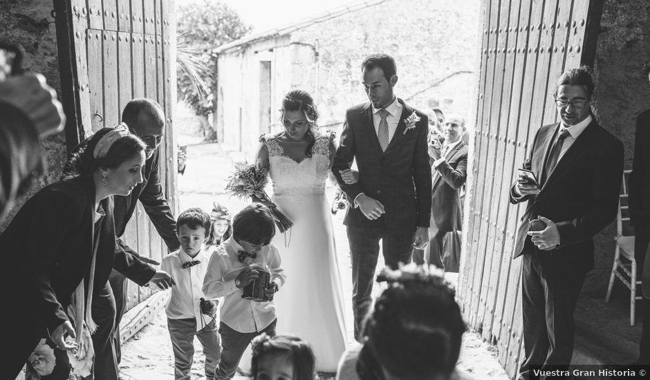La boda de Rebeca y David en Cáceres, Cáceres