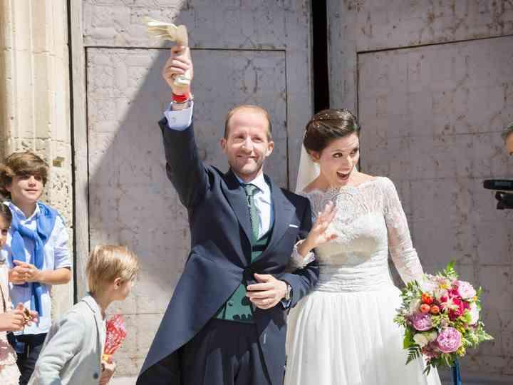 La boda de Tatiana y Alejandro