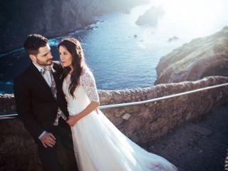 La boda de Pati y Xabi
