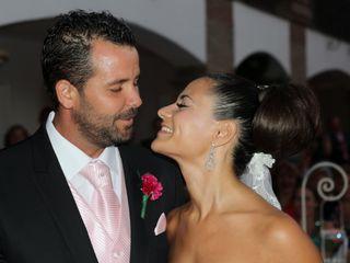 La boda de Óscar y Natalia