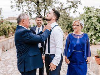 La boda de María José y Koke 3