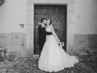 La boda de Toñy y Ramón