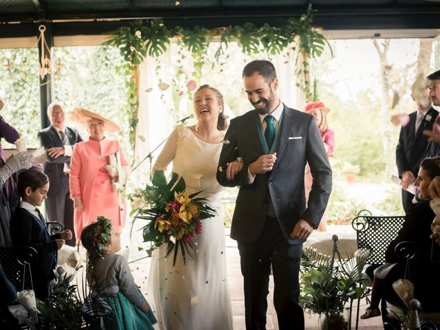 La boda de Vicky y Ramón