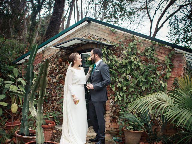 La boda de Ramón y Vicky en Málaga, Málaga 48