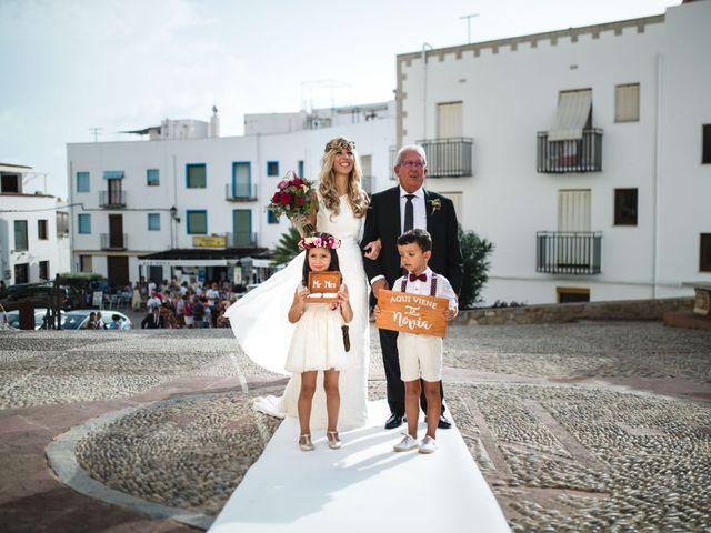La boda de Michael y Patricia en Peñiscola, Castellón 39