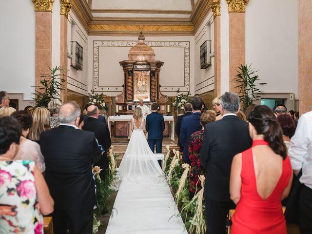 La boda de Michael y Patricia en Peñiscola, Castellón 40