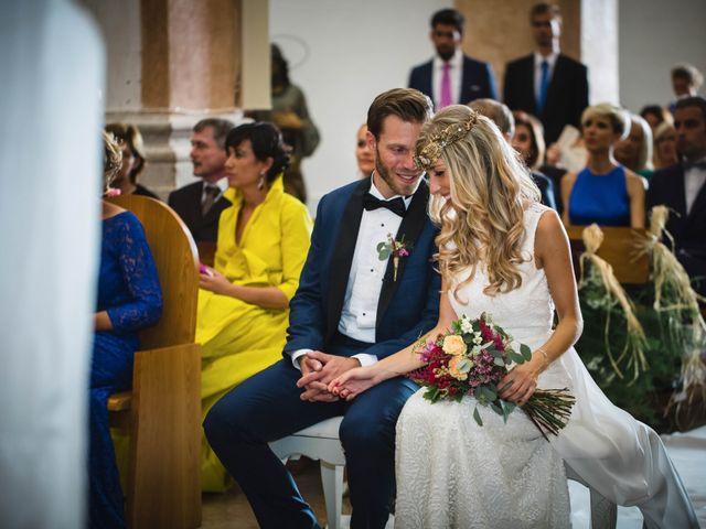 La boda de Michael y Patricia en Peñiscola, Castellón 41