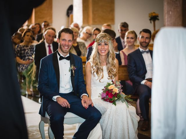 La boda de Michael y Patricia en Peñiscola, Castellón 42