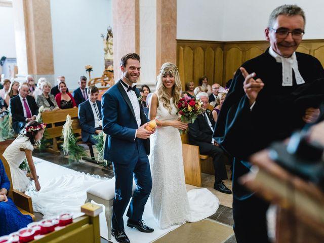 La boda de Michael y Patricia en Peñiscola, Castellón 43